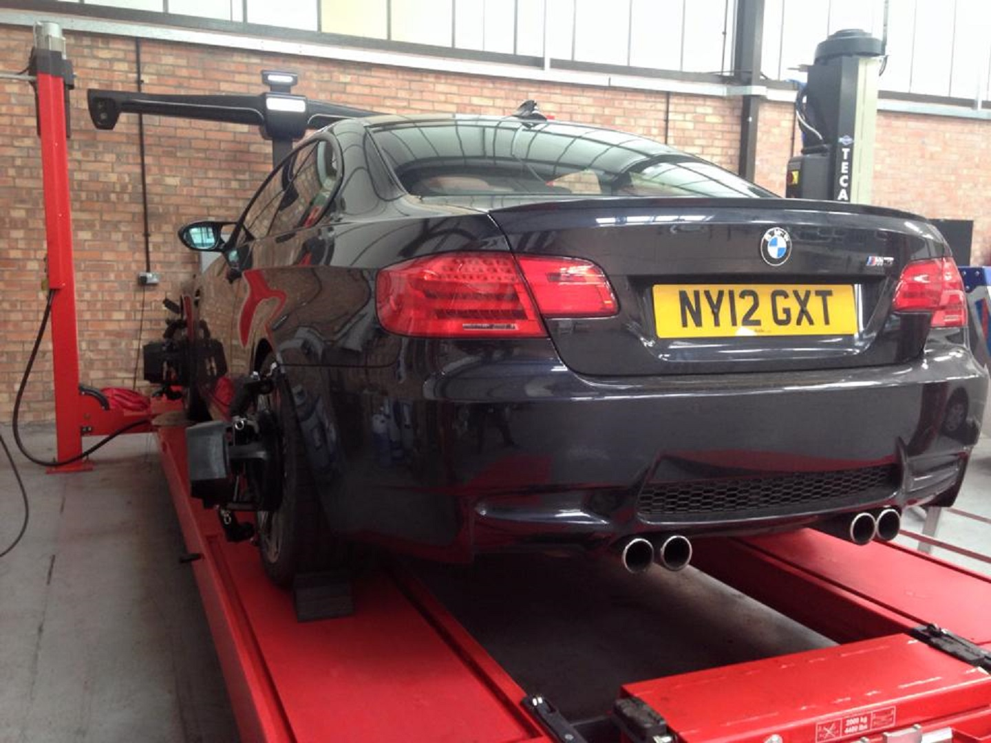 Wheel Alignment & Tyres